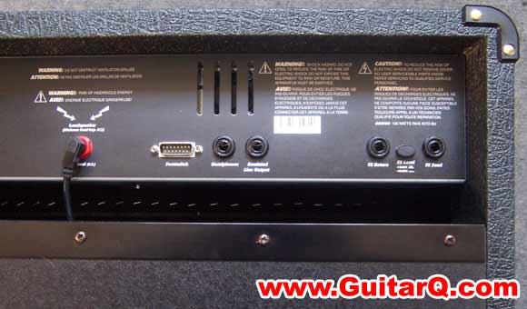 电子管功放吉他音箱