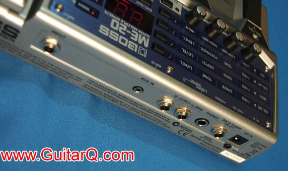 boss me-20 电吉他效果器