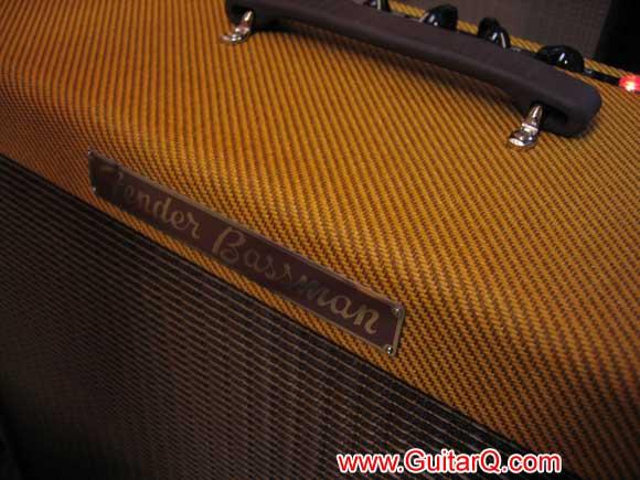 fender 59 bassman ltd 限量款音箱