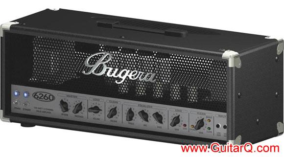 拥有经典bugera手工品质电子管电路和特制的bugera喇