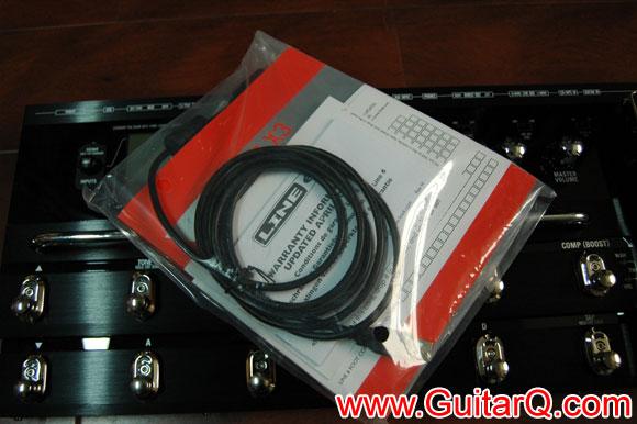 6 pod x3 live 音箱模拟效果器   78种吉他音箱前级模拟 24种箱体模拟