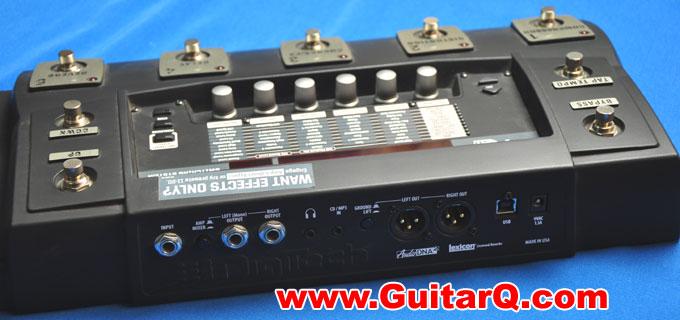 电吉他效果器
