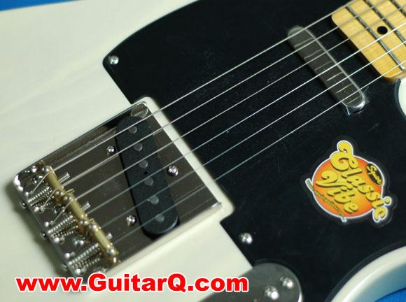 squier classic vibe tele 030-3025 电吉他