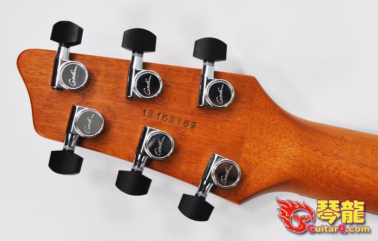 黑珍珠电吉他
