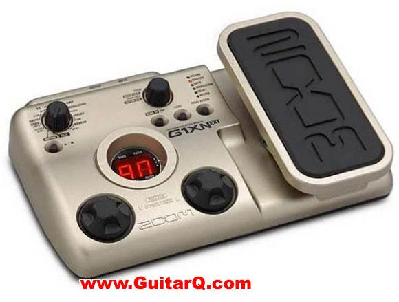 zoom g1xn 电吉他效果器